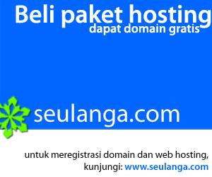 Gratis Domain @ SEULANGA.com