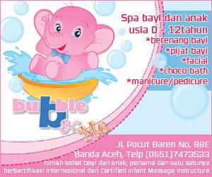 Bubble N Me - Banda Aceh