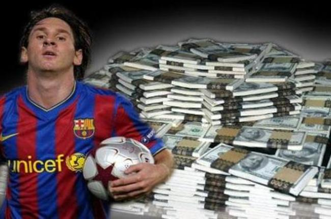 «Челси» пытался купить Месси за 150 млн евро.