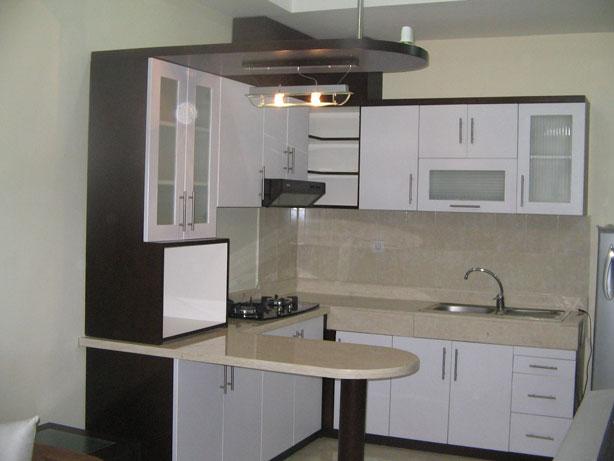 dapur kecil tapi cantik