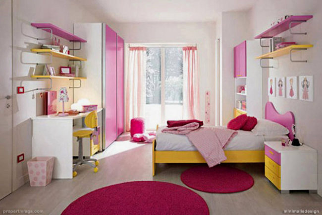 kamar tidur itu rumah kecil anda