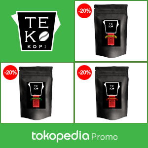 TekoKopi - Promo HARBOLNAS